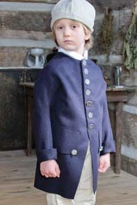 Boys-Coat